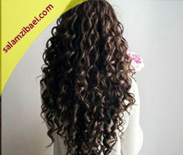 موی فر | سلام زیبایی
