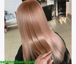 ترکیب-رنگ-مو-دخترانه-جذاب   سلام زیبایی
